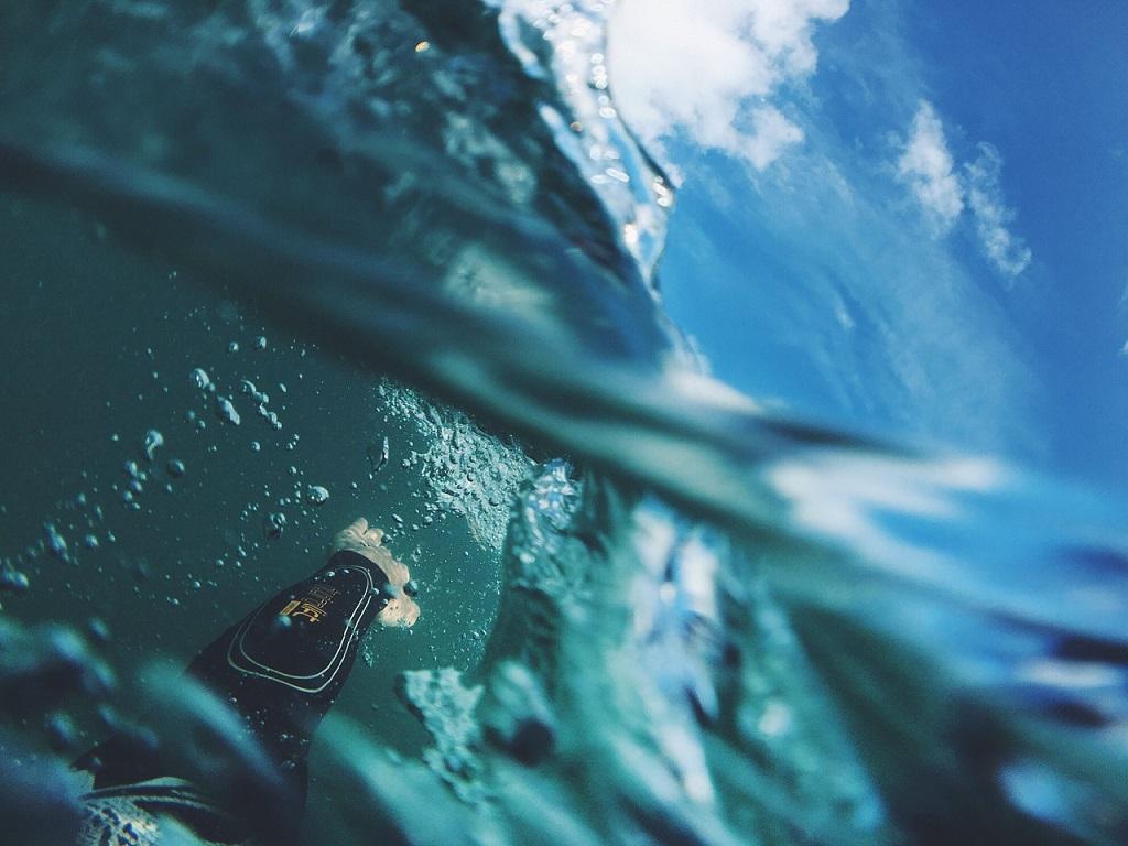 ダイビングは慣れてきたころが一番危ない