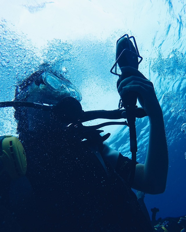 ダイビングのTIPS